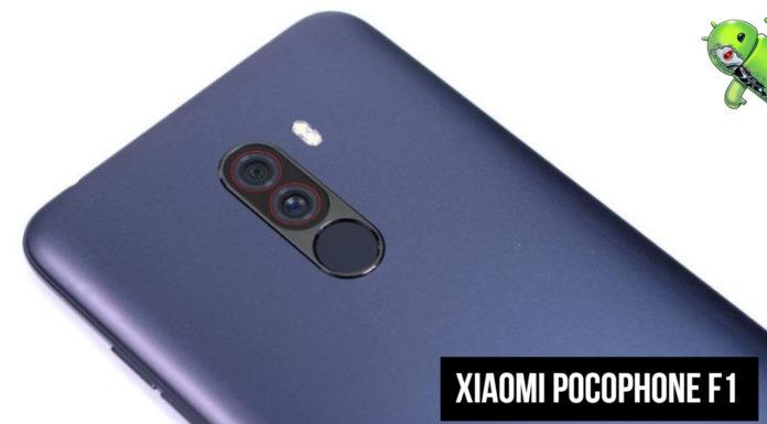 Xiaomi Pocophone F1: Especificações e Imagens Vazadas