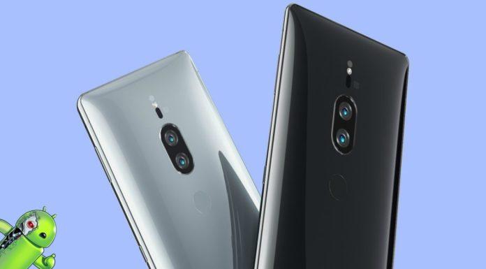 Quatro opções de cores do Sony Xperia XZ3 vazam antes do lançamento