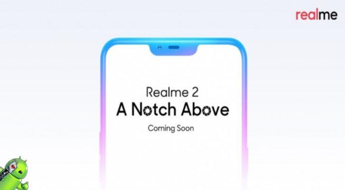 Realme 2 Será anunciado em 28 de agosto