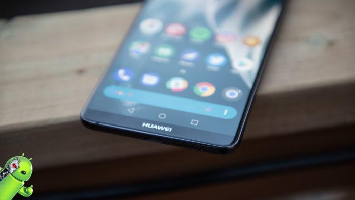 Relevado design do Huawei Mate 20 Lite
