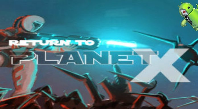 Return to Planet X Disponível para Android