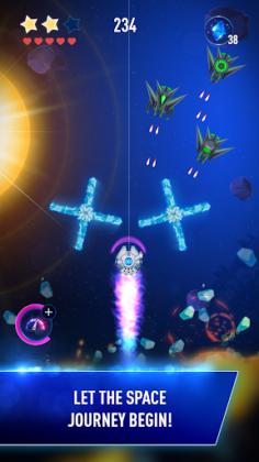 Rocket X - galactic war