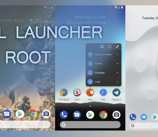 Rootless Pixel Launcher chega na Google Play CAPA