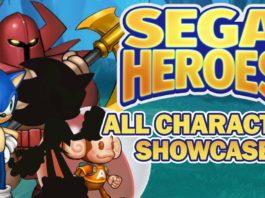 SEGA Heroes Disponível para Android