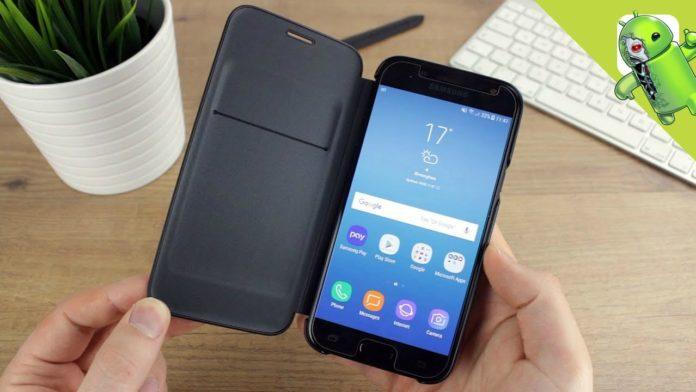 Samsung Galaxy J5 2017 está recebendo a atualização para o Android 8.1 Oreo