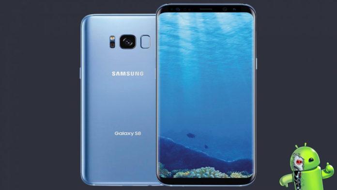 Samsung Galaxy S8 recebendo patch de segurança de agosto