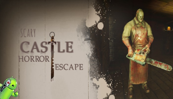 Scary Castle Horror Escape