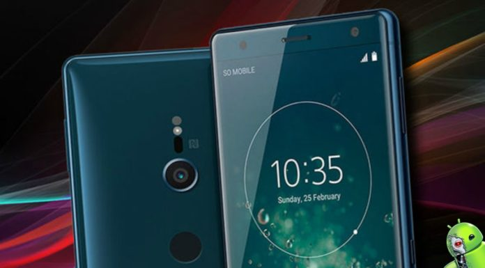 Sony Xperia XZ3 aparece no Geekbench com Android Pie