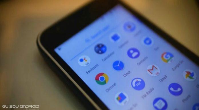 Telefone com Android Go Edition da Samsung é Revelado