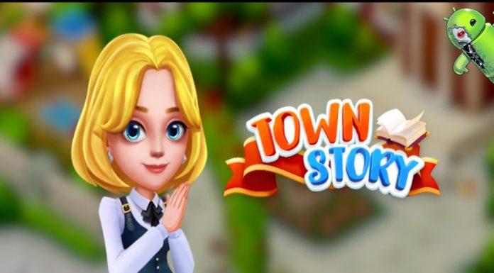 Town Story Disponível para Android