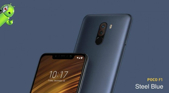 Xiaomi Lança o Pocophone F1 globalmente