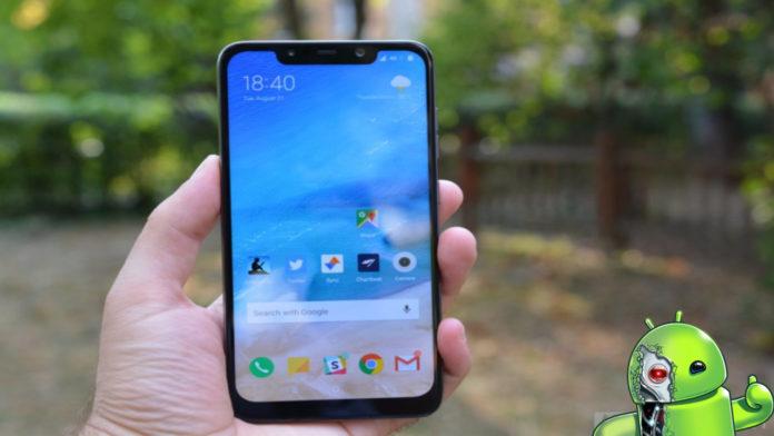 Xiaomi Pocophone F1 é oficial com o Snapdragon 845 e Preço Acessivel