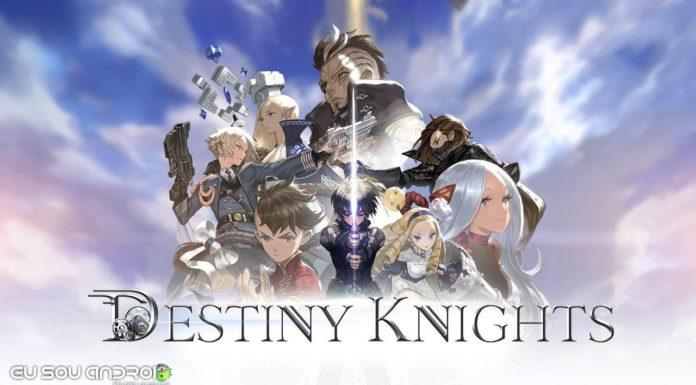 Destiny Knights disponível para Android
