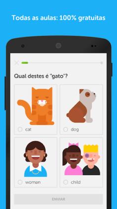 Solte a língua e aprenda um novo idioma
