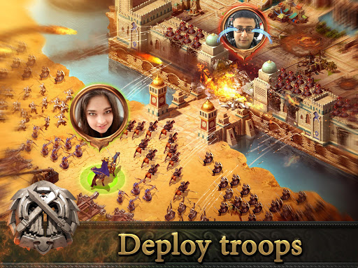 Wars of Glory disponível para Android
