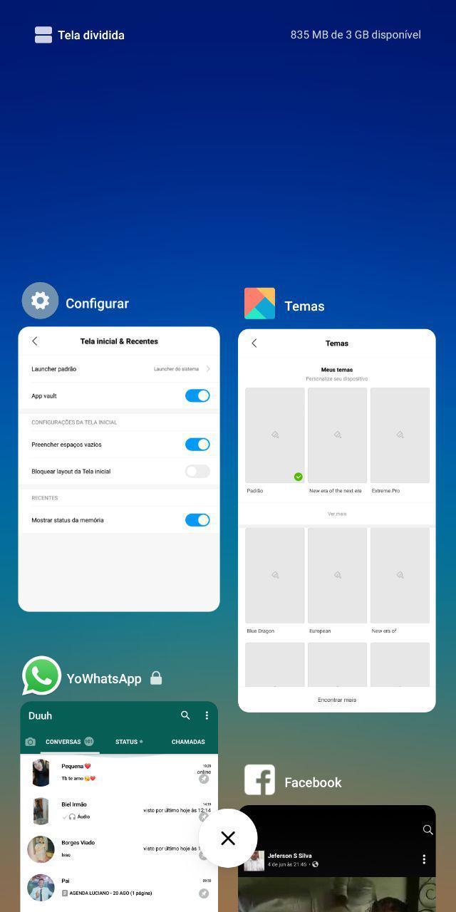 Como Mostrar o Espaço Disponível de Memória RAM no Redmi Note 5