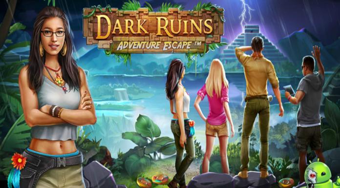 Adventure Escape Dark Ruins Disponível para Android