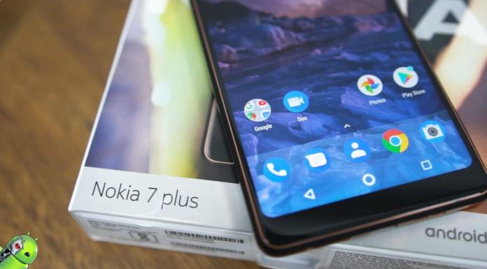 Atualização do Android Pie para o Nokia 7 Plus está atrasada