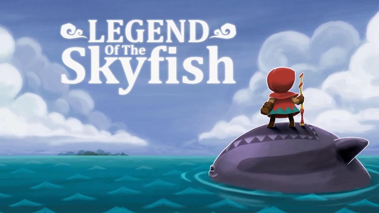 BAIXE AGORA! Jogo SkyFish Grátis Por Tempo Limitado! CAPA 1