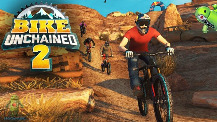 Bike Unchained 2 Chegou para Android