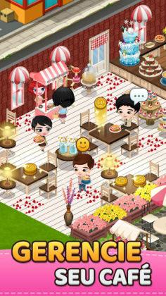 Cafeland - Jogo de Restaurante