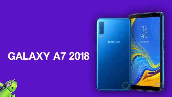 Conheça o Samsung Galaxy A7 2018 com câmera tripla