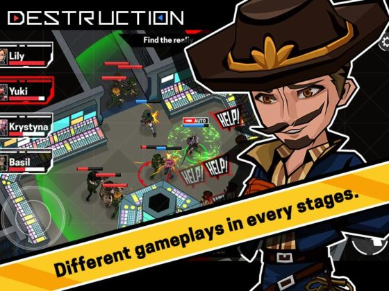 Destruction M