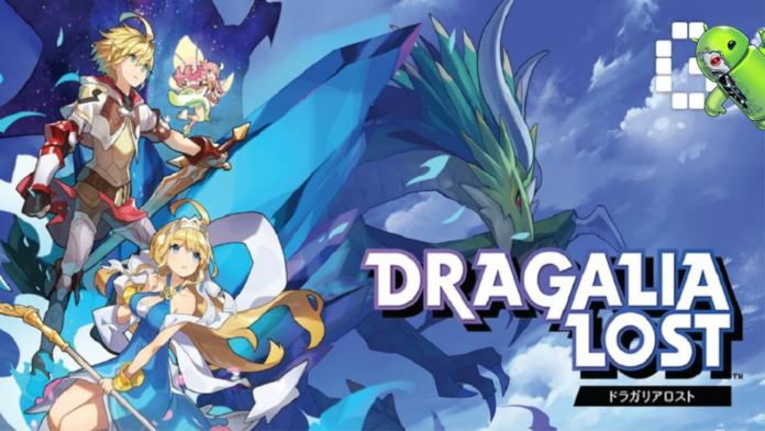 Dragalia Lost Disponível para Android