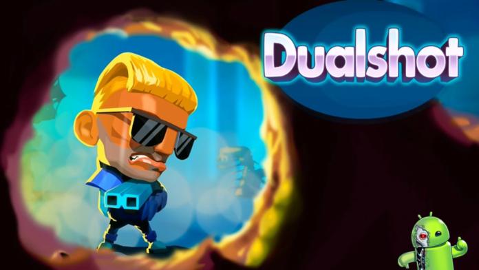 Dualshot Roguelike Disponível para Android