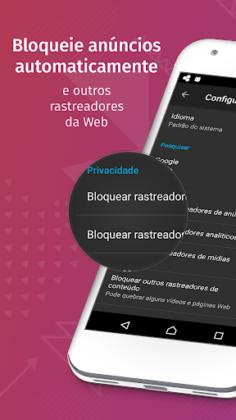 Firefox Focus O navegador da privacidade