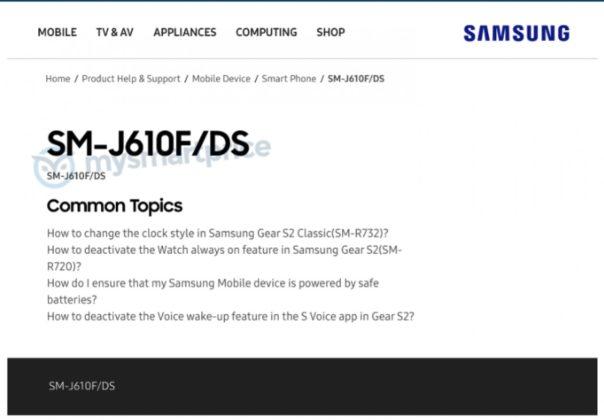 Galaxy J6 Plus e J4 Plus