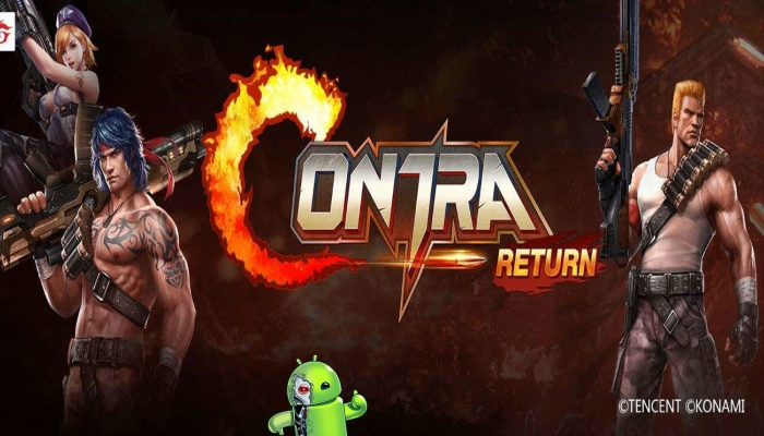 Garena Contra Return