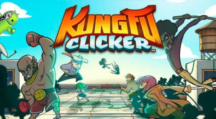 Kung Fu Clicker Disponível para Android