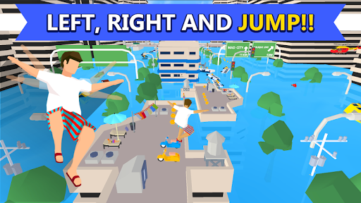 MAD RUNNER : parkour, funny, hard!