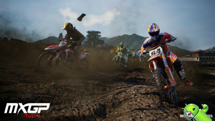 MXGP Motocross Rush Disponível para Android