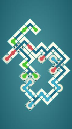 Maze Swap - Pense e relaxe