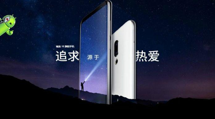 Meizu 16X está sendo revelado em 19 de setembro