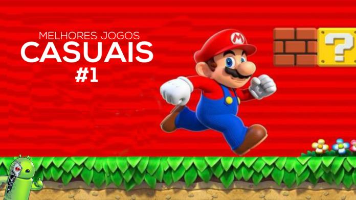 Melhores Jogos CASUAIS para Android #1
