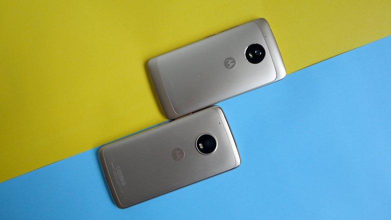 Moto G5 e G5 Plus