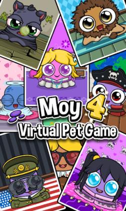 Moy 4 🐙 Jogo Bichinho Virtual
