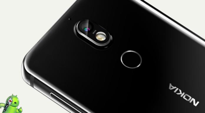 Nokia 7 Plus Recebendo atualização para o Android Pie