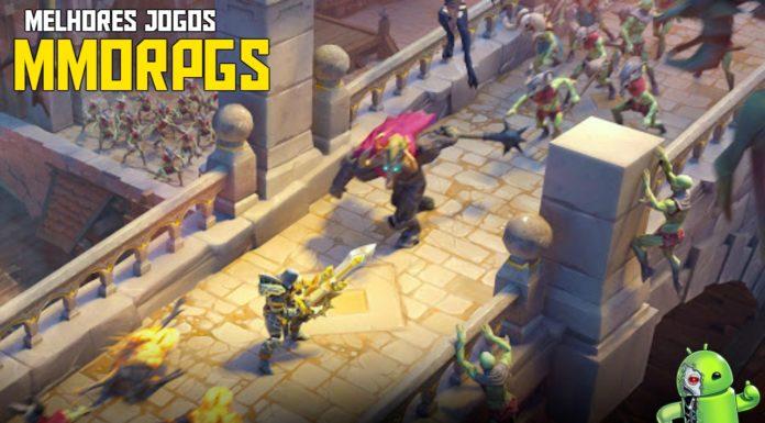 Os Melhores Jogos MMORPGS para Android