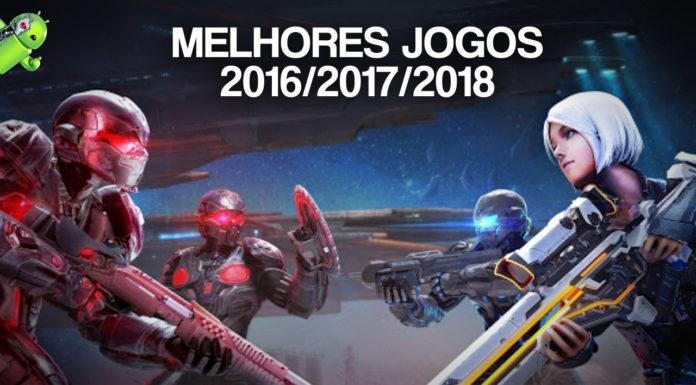 Os Melhores Jogos para Android de 2016/2017/2018