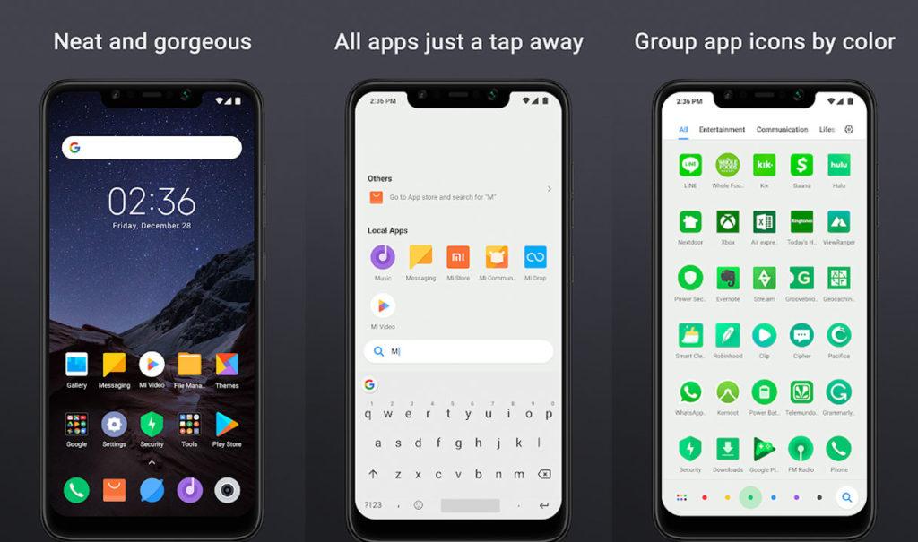 Poco launcher chegou à Google Play! (3)