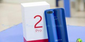 Realme 2 Pro aparece no Geekbench com 8 GB de RAM