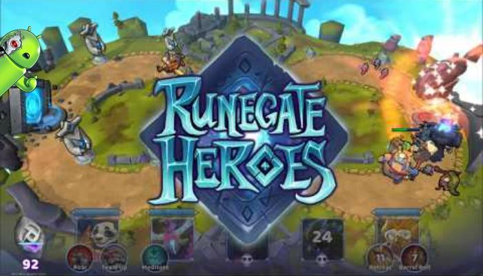 Runegate Heroes
