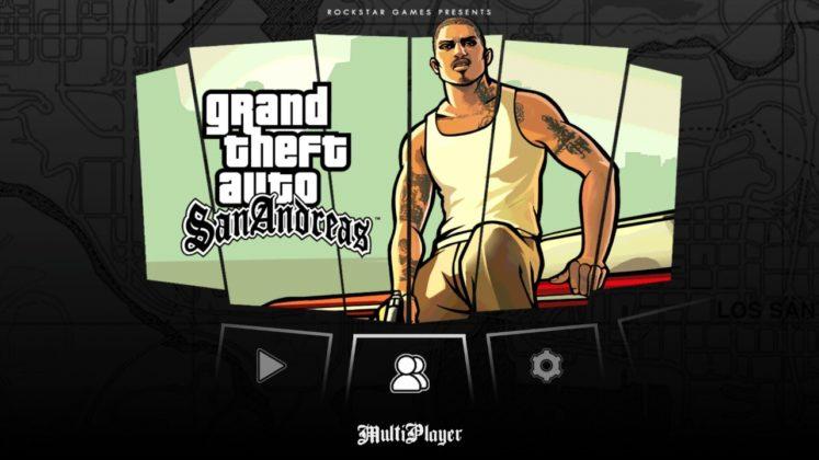 SA-MP - Jogue GTA San Andreas Multiplayer em seu Android