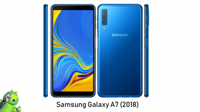 Samsung Galaxy A7 2018 e anunciado com câmera tripla e preço atraente