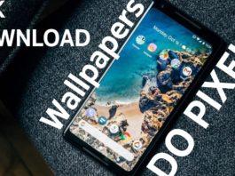 Tenha os papéis de parede animados do Pixel 3 no seu celular! 3
