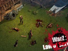 WarZ:Law of Survival2 Disponível para Android
